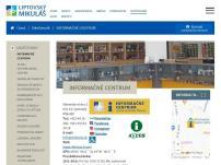 Informačné centrum mesta Liptovský Mikuláš