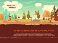 Zařízení pro děti Minisvět U Krtečka I