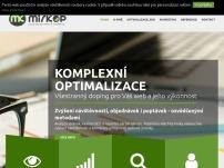 Mirkop.cz - Optimalizace a marketing