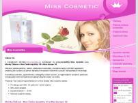 Miss kosmetika