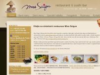 Miss Saigon Restaurant & Sushi Bar
