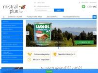 MISTRAL PLUS s.r.o. – prodej, míchání barev, zateplovací systémy a čištění fasád