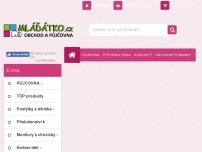 Mláďátko.cz půjčovna, e-shop