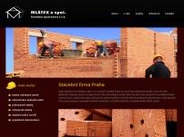 MLÁTEK a spol. stavební společnost – rekonstrukce bytů a domů