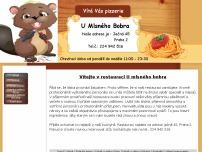 Pizzerie U Mlsného Bobra