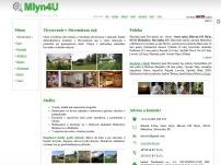 Ubytovanie Mlyn4U