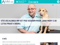 Veterinární ordinace MM-Vet