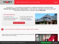 MO-BY s.r.o. – Zasklívání lodžií patentovaným systémem