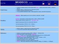 MODECO, s.r.o.