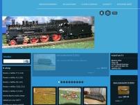 Prodej železničních modelů – David Šelemberk