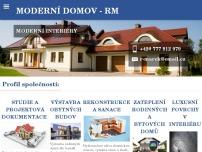 MODERNÍ DOMOV - RM