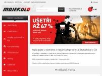 MOJEKOLO - Prodejna a servis Praha
