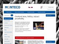 MONTECO, s.r.o. - e-shop