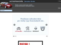 Autoservis a autosúčiastky SIROKA
