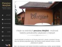 Penzion Motýlek