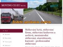 MOVING CZ – EU s.r.o.