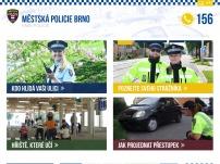 Městská policie Brno-jih