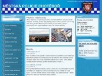 Městská policie Chotěboř