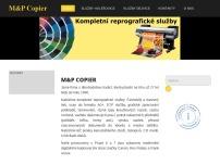 M&P Copier
