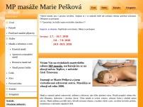 MP Masáže