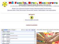 MŠ Family Brno, Mazourova