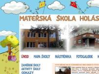 MŠ Brno, Holásecká 11