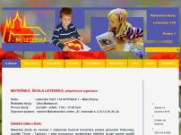 Mateřská škola Letenská