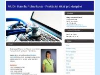 MUDr. Kamila Pohanková
