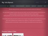 Mgr.Soňa Bajerová - soukromá psychologická praxe