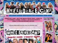 MULTI DANCE CAMP