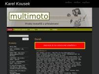 Karel Kousek – multimoto