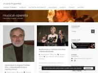 Musical opereta