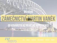 Zámečnictví Martin Vaněk – MV KOVO