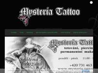Mysteria Tattoo