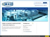 MZD - Dobrovické strojírny a.s.