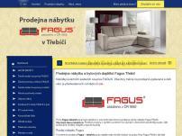Fagus nábytek – výroba čalouněného nábytku