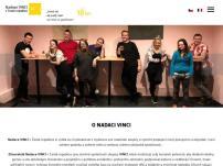 Nadace VINCI v České republice