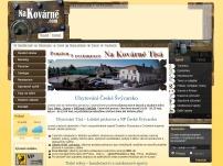 Restaurace a penzion Na Kovárně Tisá