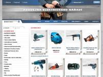 Nařadí Suk – Prodejna elektrického nářadí