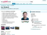 Autodoprava a zemní práce – Ivo Strakoš