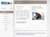 Internetový prodej lyží – Martin Kalous
