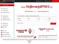 www.NejlevnejsiPNEU.cz