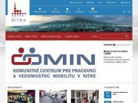 Nitriansky informačný systém Nitra