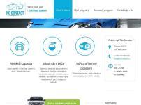 Ruční mytí aut No Contact