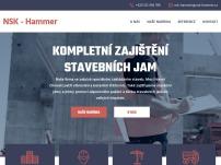 NSK - HAMMER spol. s r.o.