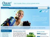 Zahradní jezírka OASE