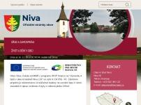 Niva - obecní úřad