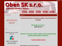 OBEN SK s.r.o. – požičovňa lešenia, prenájom