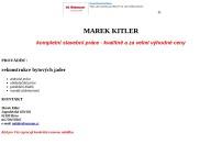 Obklady Brno Marek Kitler