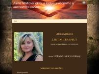 Alena Málková – lektor a terapeut osobního a duchovního rozvoje